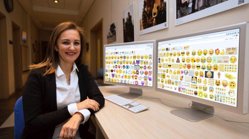 akademik araştırma, emoji