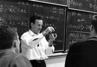 Fizik, Feynman