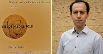 Matematik, Prof. Dr. Koçer Birkar