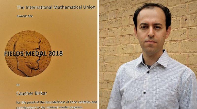 Prof. Dr. Koçer Birkar