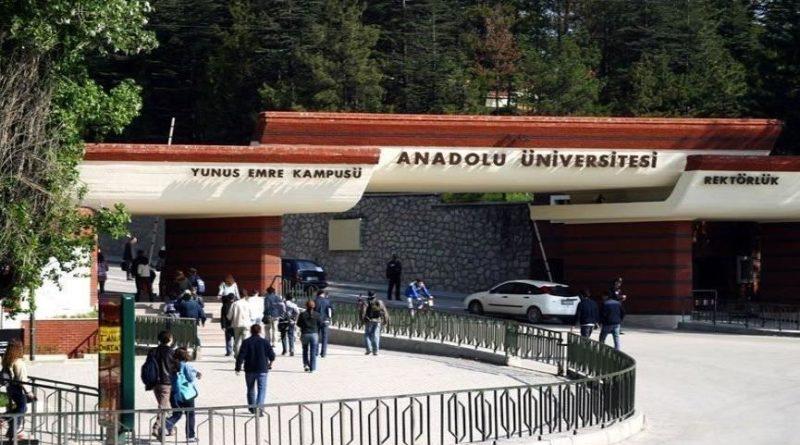 akademisyen anadolu üniversitesi